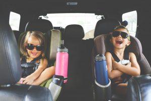 enfant-voiture